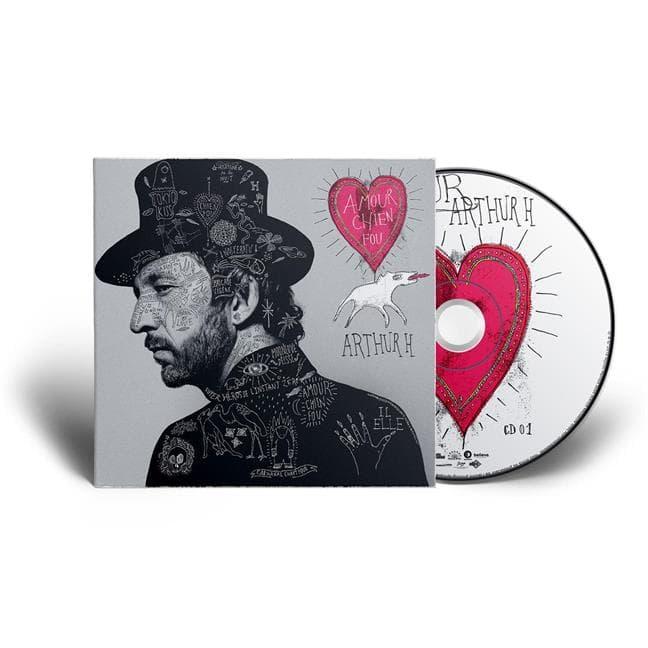 CD Arthur H - Chien Fou