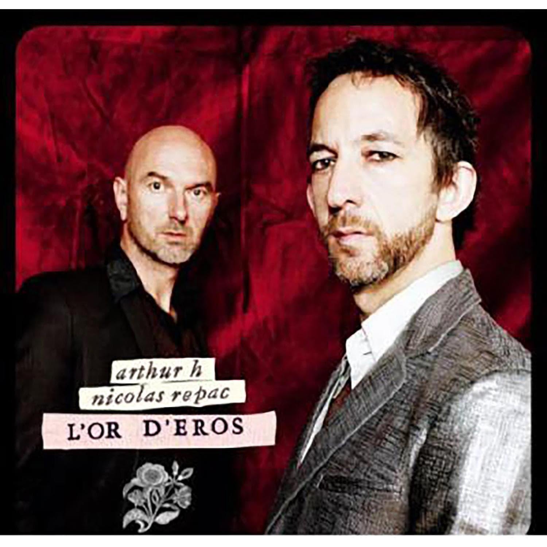 CD Arthur H -  L'or D'eros Digibook Deluxe