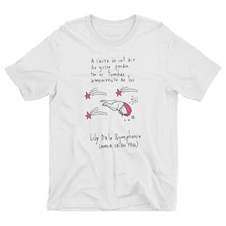 Homme - T-Shirts Tracklist
