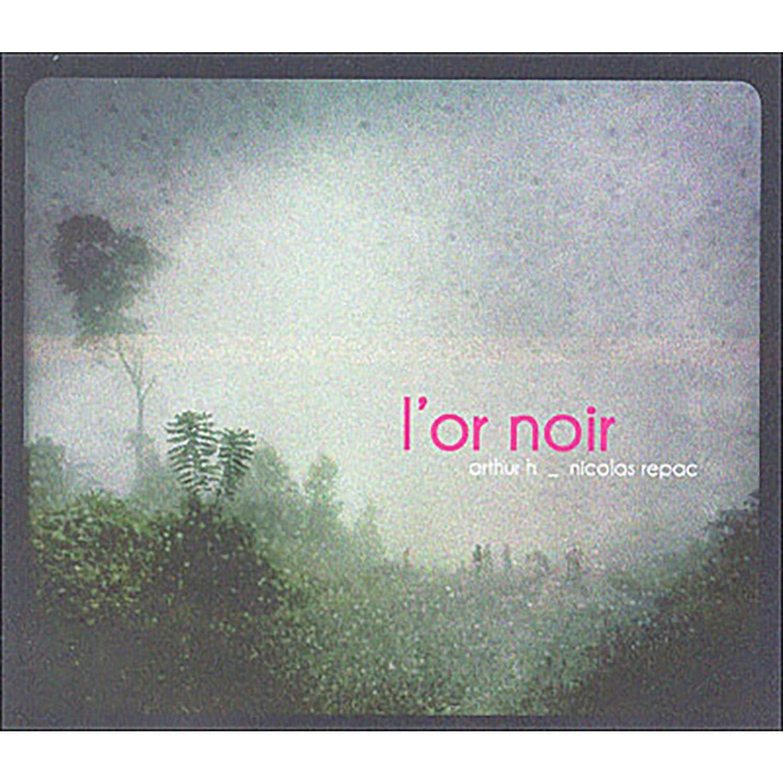 CD Arthur H -  L'or noir